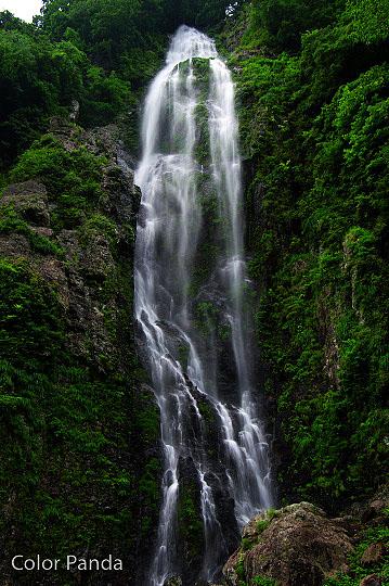 摺子谷大滝