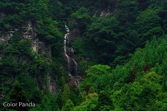 二ノ岩滝、枝又の滝