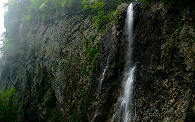 三ツ嵓谷大滝