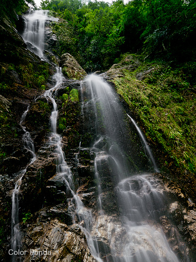 赤嵓谷大滝