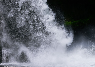 大峰大野川本谷瀬尾滝