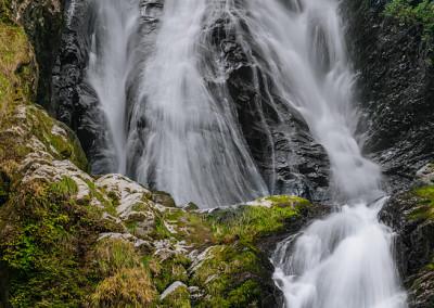 台高宮川大杉谷加茂助谷ニコニコ滝