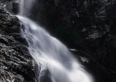 大峰白川又川火吹谷大滝