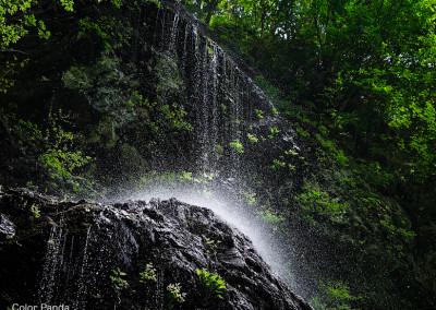 大峰上多古川上谷しずくノ滝