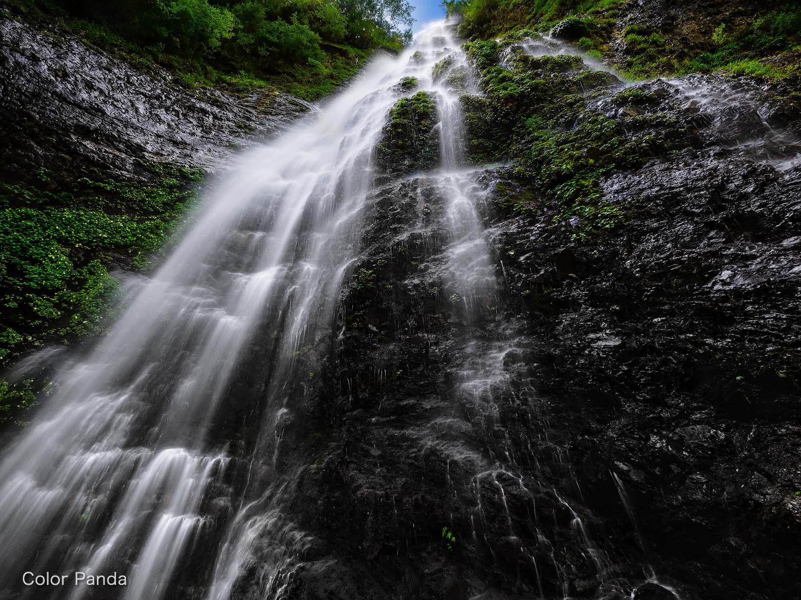 下谷支流大滝