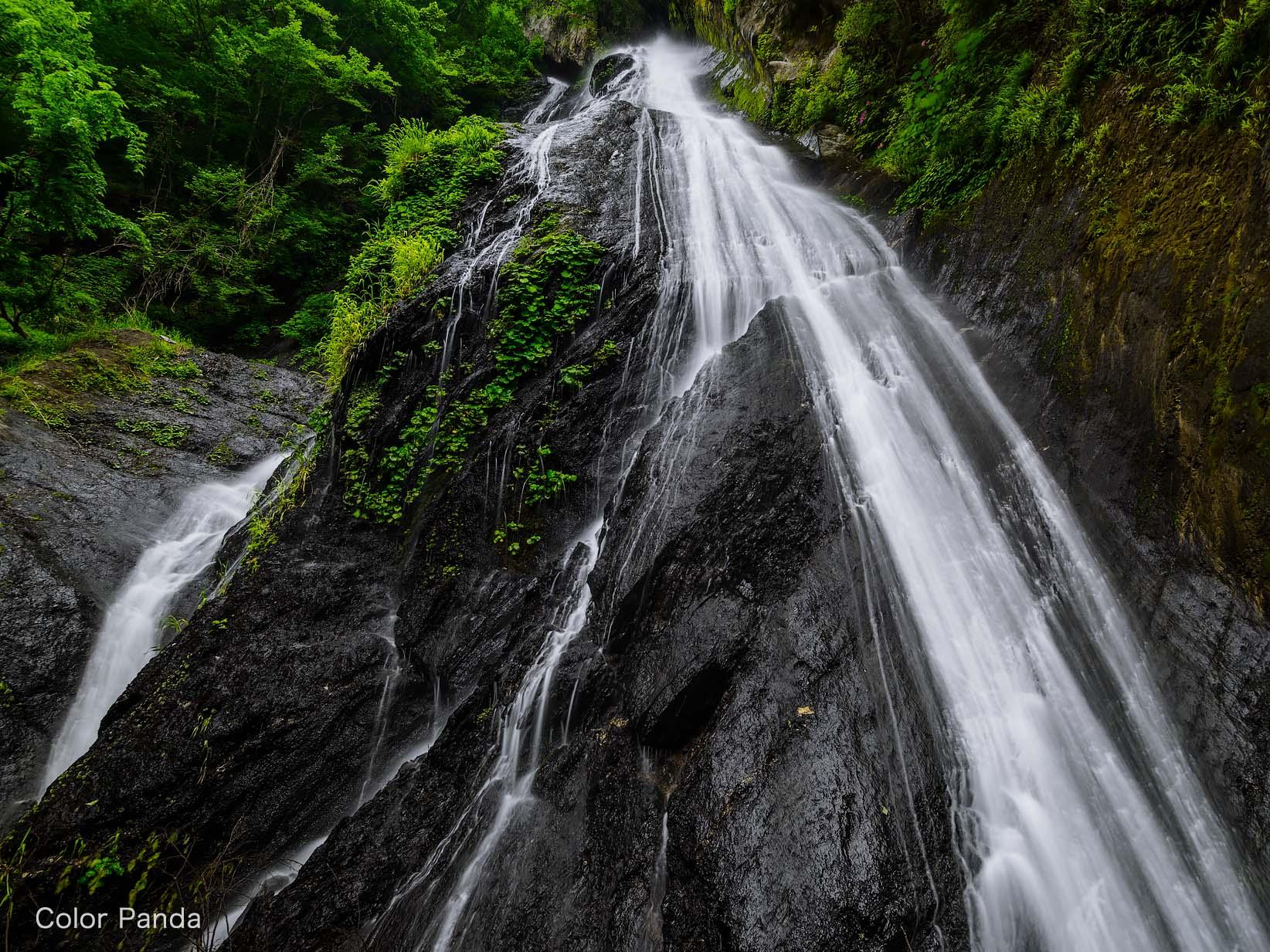 雨畑川支流大滝