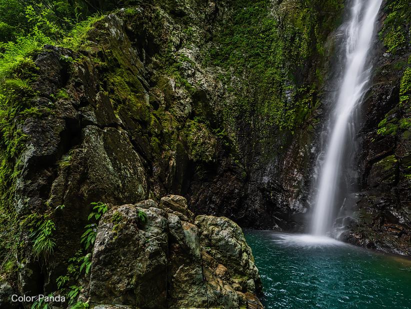 西谷の大滝
