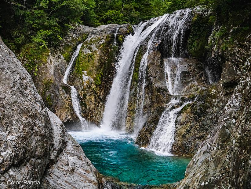 みたび不動七重の滝